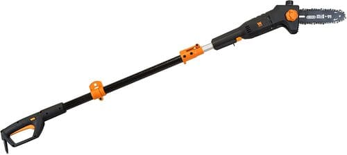 4 WEN 4019 6-Amp 8-Inch Electric Telescoping Pole Saw