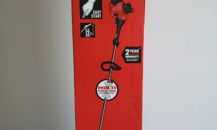 CRAFTSMAN P210 10-in 25-cc 2-cycle 12-ft Gas Pole Saw