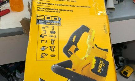 DeWalt DCPS620B Brushless Cordless Pole Saw (Tool Only)